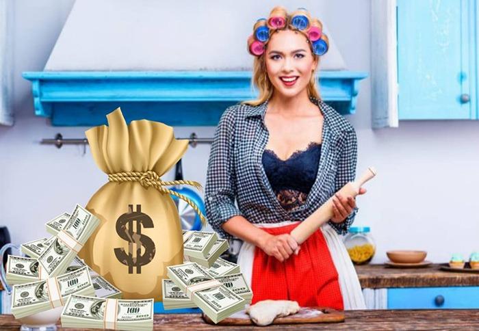 кредит-домохозяйкам