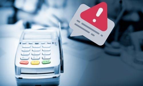 Ошибка 4406 при оплате картой Сбербанк — что это значит и что делать?